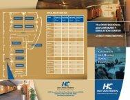 PCEC Brochure - Holy Cross Hospital