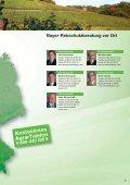 Weinbau 2013 - Bayer CropScience Deutschland GmbH - Page 5