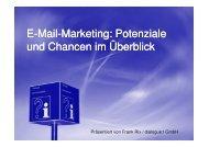 E-Mail-Marketing - it-info-workshop.de