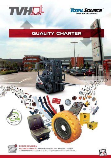 QUALITY CHARTER - TVH