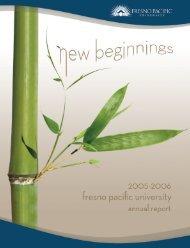 ADMINISTRATION - FPU News - Fresno Pacific University