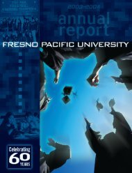 Untitled - FPU News - Fresno Pacific University