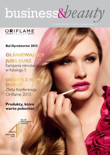 Nr 3/2012, Katalogi 5-6 - Oriflame