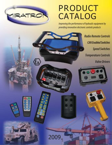 miratron catalog cover.ai - Drive Products