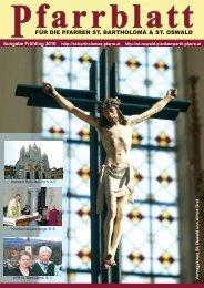 Frühling 2010 - der Pfarre St. Bartholomä
