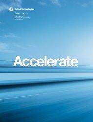 Full 2012 Annual Report (PDF) - United Technologies 2012 Annual ...