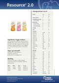 Resource® 2.0 - nestle nutrition - Page 2