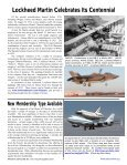 AAHS FLIGHTLINE - American Aviation Historical Society - Page 4