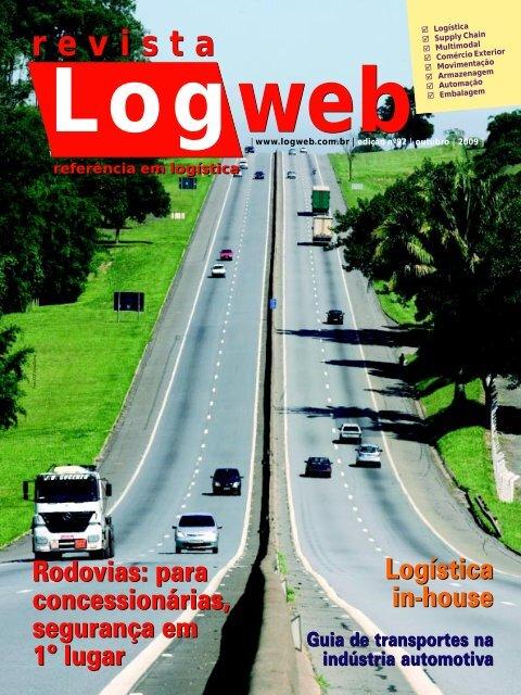 Edição 92 download da revista completa - Logweb