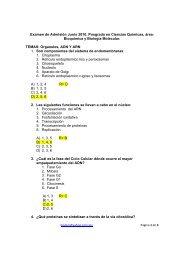 Preguntas... - Posgrado en Ciencias Químicas BUAP