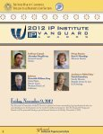 Intellectual Property Institute - Intellectual Property Law - Page 4