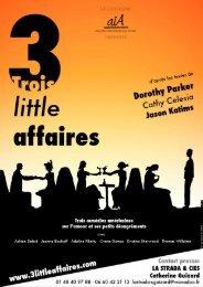 Page couverture - La Strada et compagnies