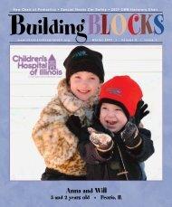 Building Blocks Magazine - Children's Hospital of Illinois