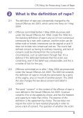 CPS Policy for Prosecuting Cases of Rape - Crown Prosecution ... - Page 6