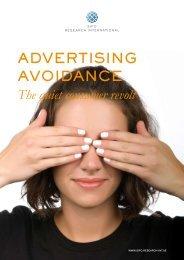 Advertising Avoidance - WPP.com