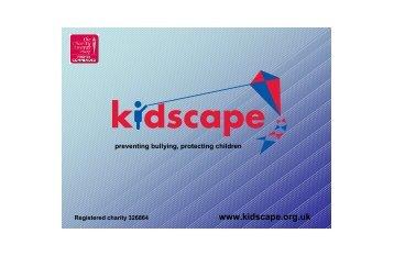 Kidscape Presentation , item 5. PDF 2 MB