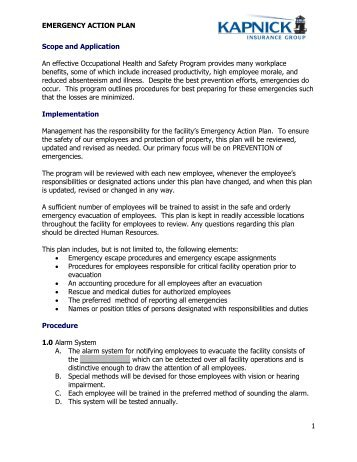 Faith based emergency plan template ada county emergency for Emergency operation plan template