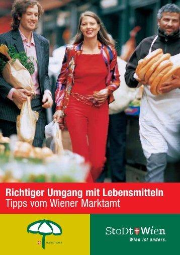 Das Marktamt - Wien
