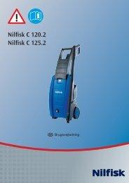 Nilfisk C 120.2 Nilfisk C 125.2 - Nilfisk-Advance