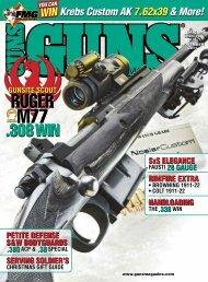 Krebs Custom AK 7.62 x39 & More! - Buffalo Bore Forum