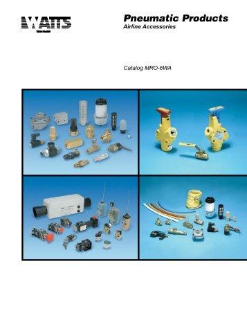 Specification - Watts Fluid Air