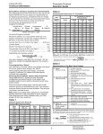 Specification - Watts Fluid Air - Page 5