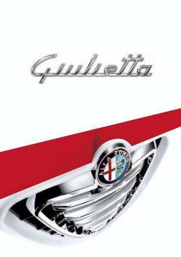 Katalog - Alfa Romeo
