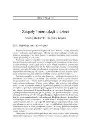 Zespoły heterotaksji u dzieci – Andrzej Rudziński, Zbigniew Kordon
