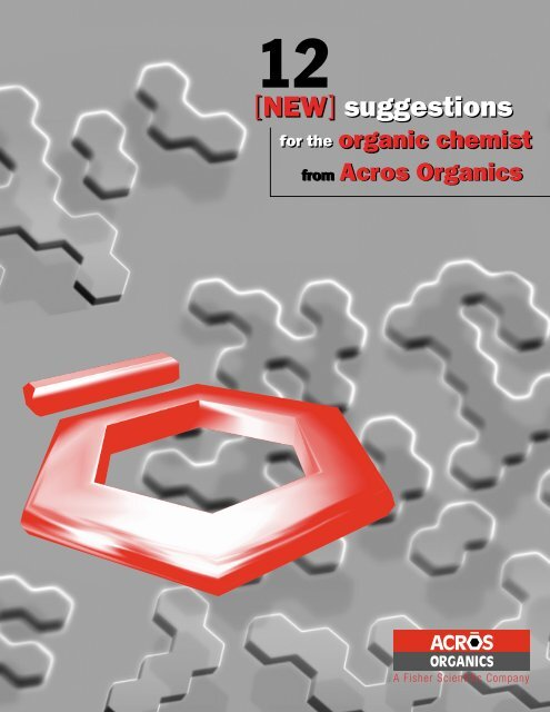 [NEW] suggestions [NEW] suggestions - Acros Organics