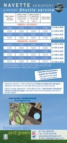 AIRPORT Shuttle service 7€ ALLER SIMPLE SINGLE TRIP - Page 2