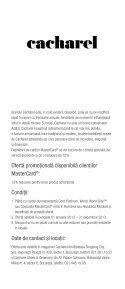 Programul Mastercard Elite - Banca Romaneasca - Page 4
