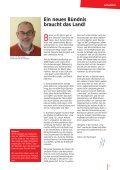 Einkommens- und Sozialpolitik Vorschläge für ... - SGB - CISL - Seite 3