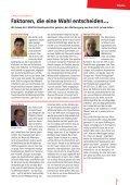 Einkommens- und Sozialpolitik Vorschläge für ... - SGB - CISL - Seite 5