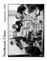 200809 - Northwest Chess!