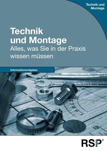 Technik Und Montage   RSP