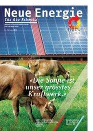Ausgabe 01 / 2010 - Agentur für Erneuerbare Energie und ...