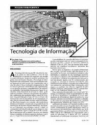 Tecnologia de Informaçã - RAE Publicações