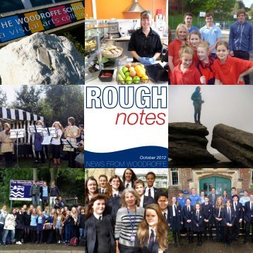 Download a PDF file of Rough Notes HERE - The Woodroffe School