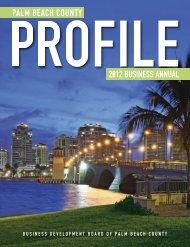2012 Profile Magazine - Business Development Board