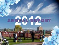 ANNUAL REPORT - City of Prince George