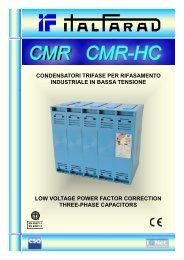 condensatori trifase per rifasamento industriale in bassa tensione ...