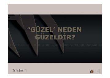 Golden Section Divider - Turkuaz Dental