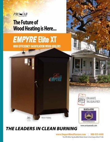 Elite XT - Wood Furnace