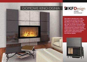 Wkłady kominkowe KFDesign - Kominki