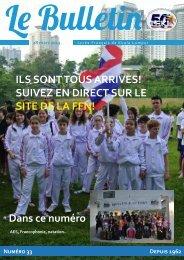 Bulletin du 28/03/13 - Lycée Français Kuala Lumpur