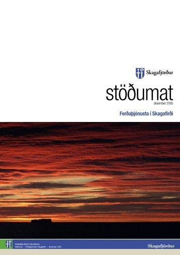 Smelltu hér til að sækja - Sveitarfélagið Skagafjörður