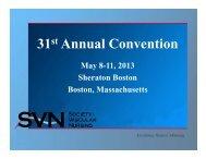 SVNOrientation_S lideshow12.pdf - Society for Vascular Nursing