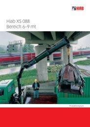 Prospekt HIAB XS 088