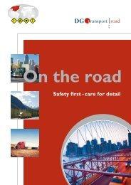road - Dangerous Goods Management Finland Oy