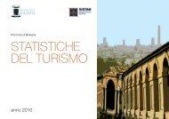 Movimenti Turistici Circondario Imolese 2010 - STAI